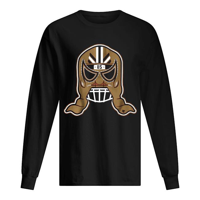 85 George Kittle San Francisco 49ers  Long Sleeved T-shirt