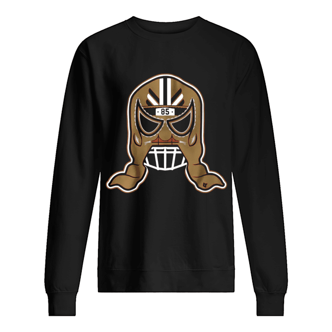 85 George Kittle San Francisco 49ers  Unisex Sweatshirt
