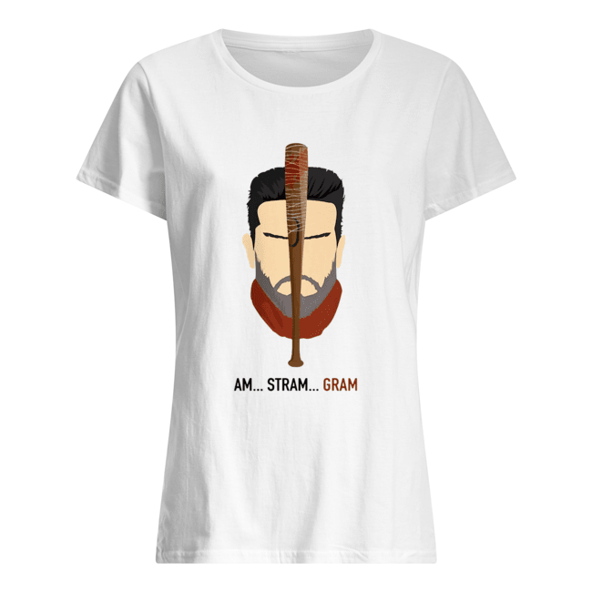 Andrew Lincoln Am Stram Gram  Classic Women's T-shirt