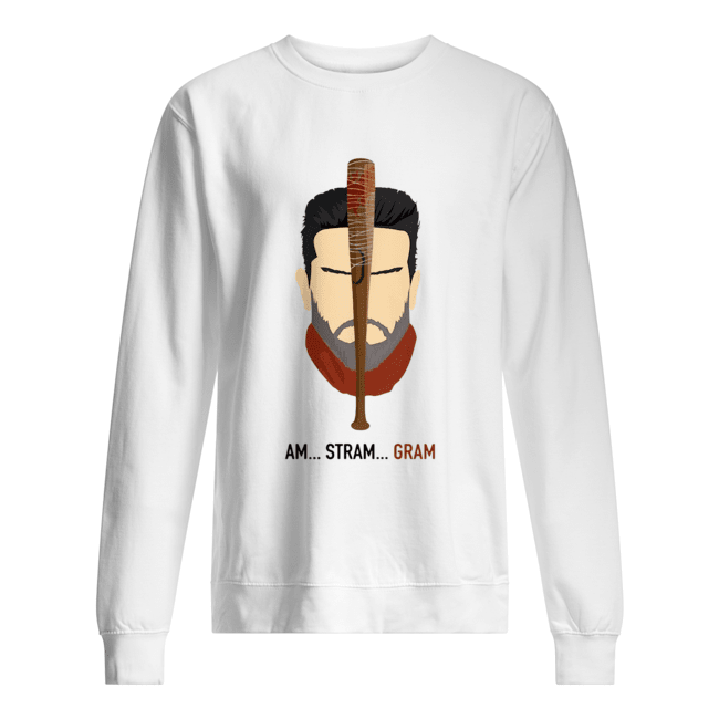 Andrew Lincoln Am Stram Gram  Unisex Sweatshirt