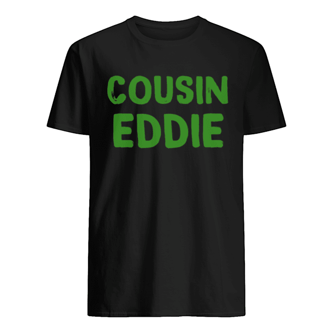 Cousin Eddie Christmas Vacation Movie  Classic Men's T-shirt