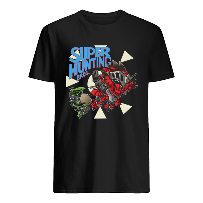 Super hunting bros  Classic Men's T-shirt