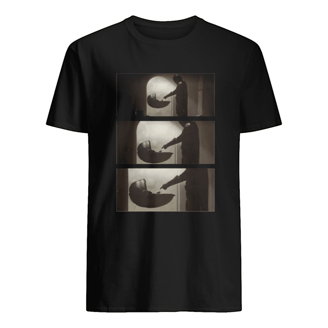 The Mandalorian Star Wars Baby Yoda  Classic Men's T-shirt
