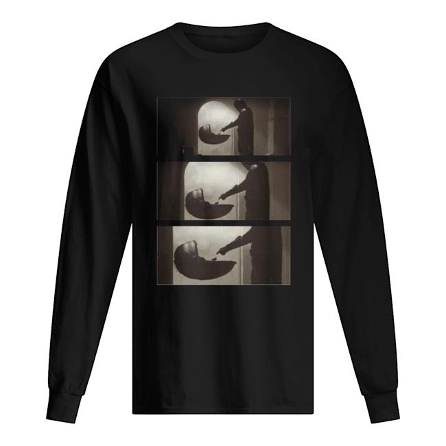 The Mandalorian Star Wars Baby Yoda  Long Sleeved T-shirt