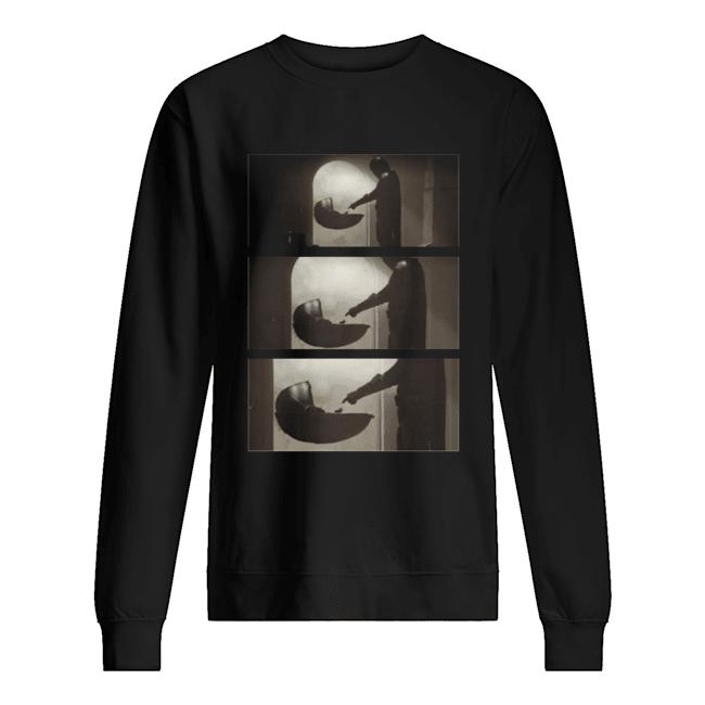 The Mandalorian Star Wars Baby Yoda  Unisex Sweatshirt