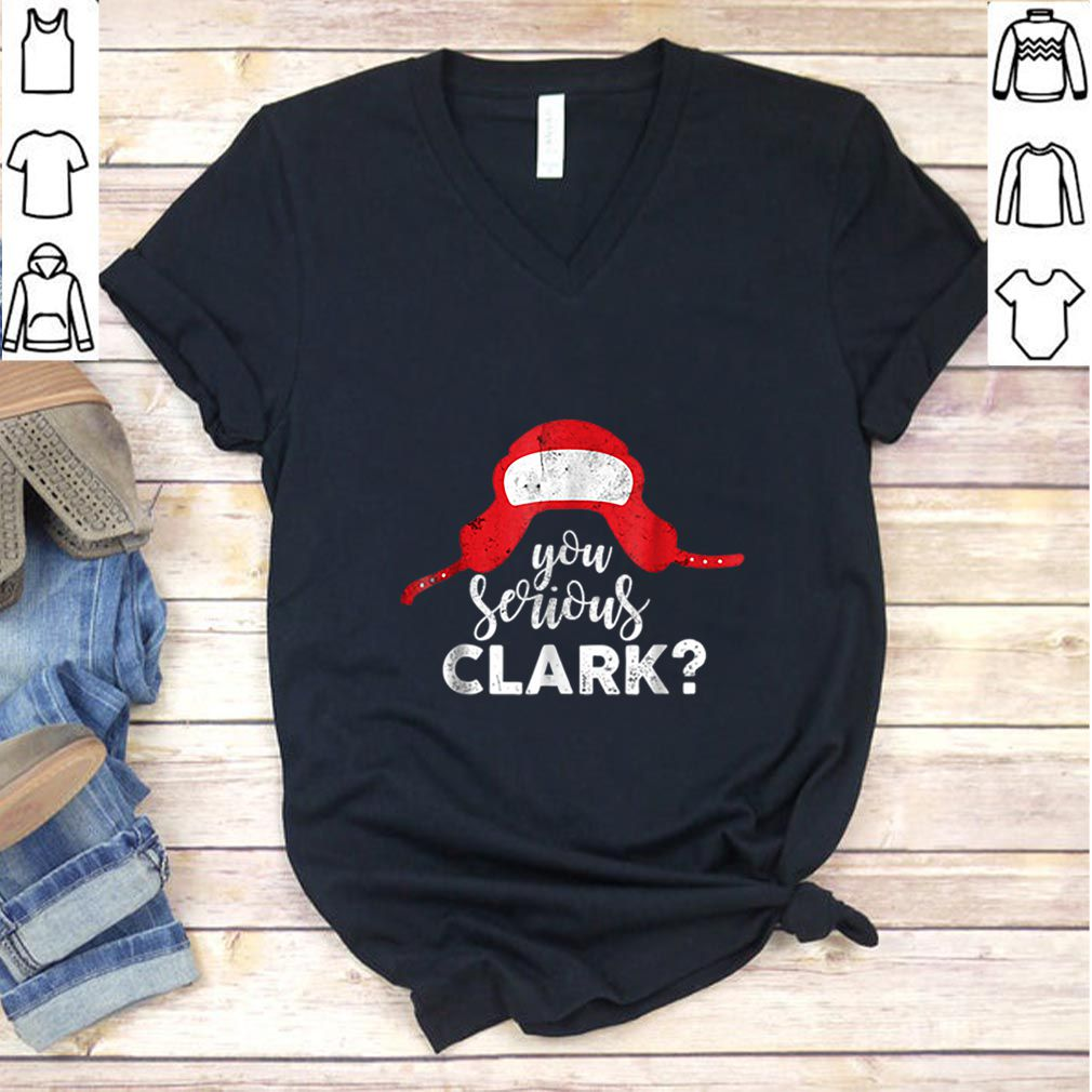 You Serious Clark  Funny Christmas Vacation Xmas Green Basic Men/'s T-Shirt