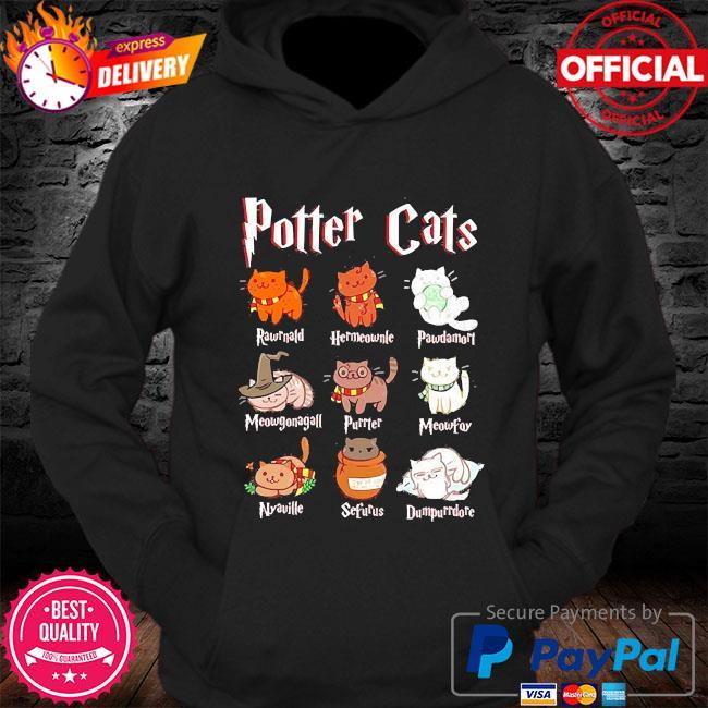 Cat halloween hogwarts s Hoodie