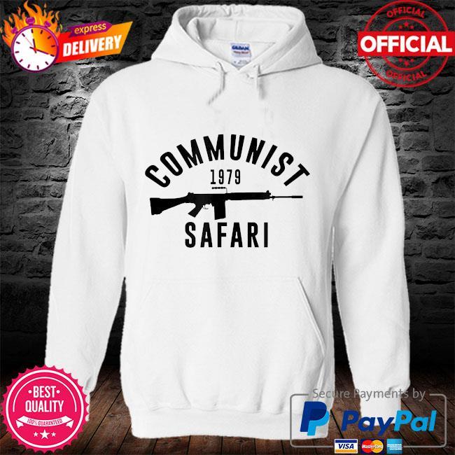Communist 1979 safari s hoodie