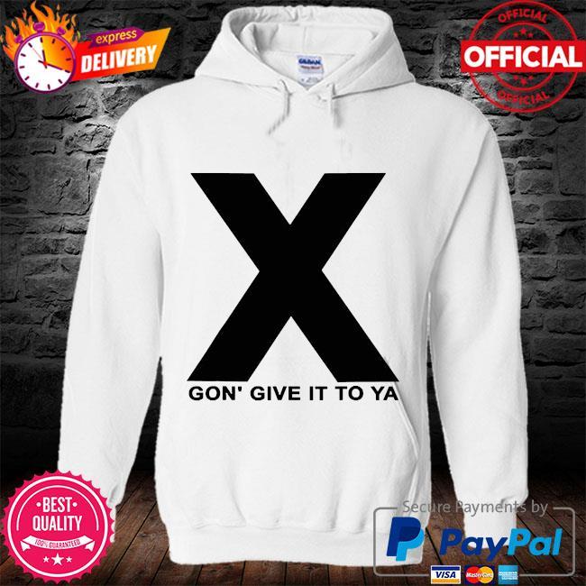 Dmx x gon' give it to ya s hoodie