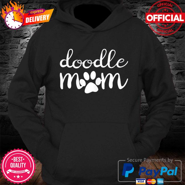 Doodle mom goldendoodle dog mother's day us 2021 s Hoodie