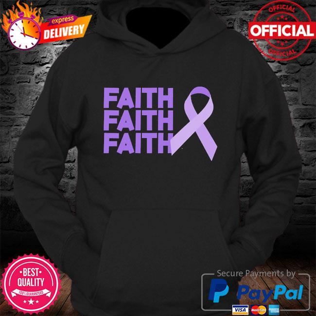 Faith faith faith domestic violence awareness s Hoodie