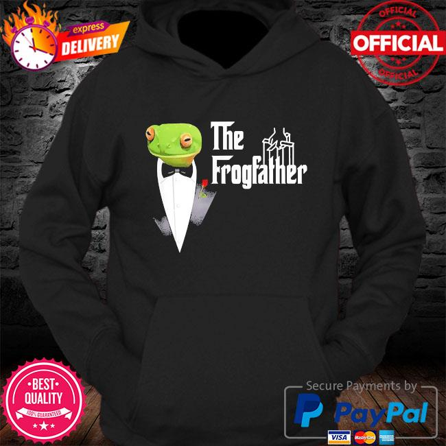 Frog father or frogfather for frogs fan frog lovers s Hoodie
