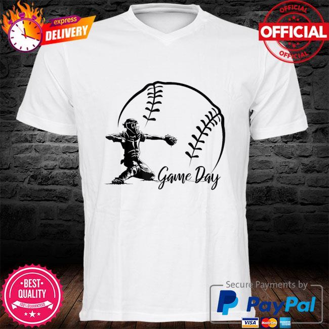 Game day baseball softball life shirt