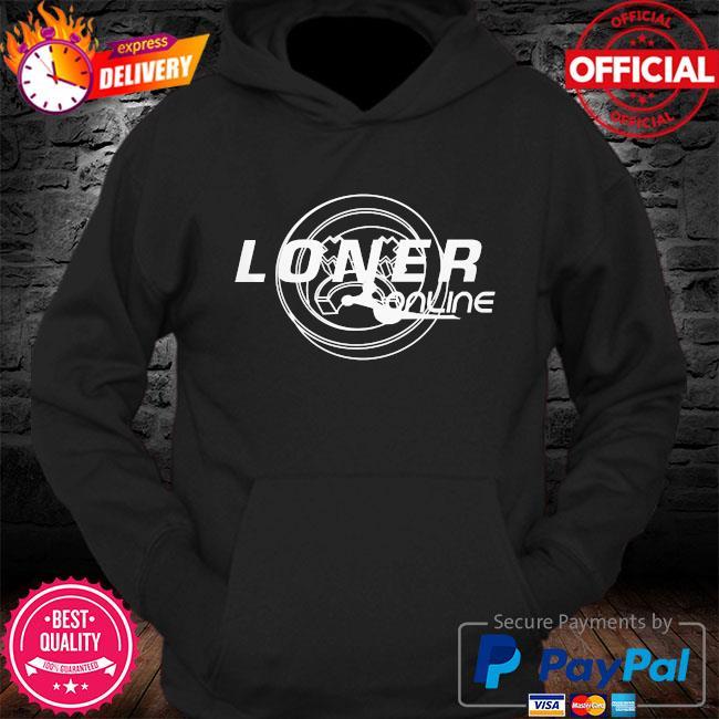 Loner online s Hoodie