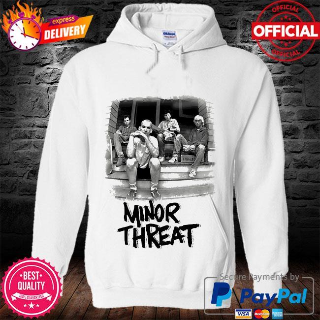 Minor threat 80s salad days s hoodie