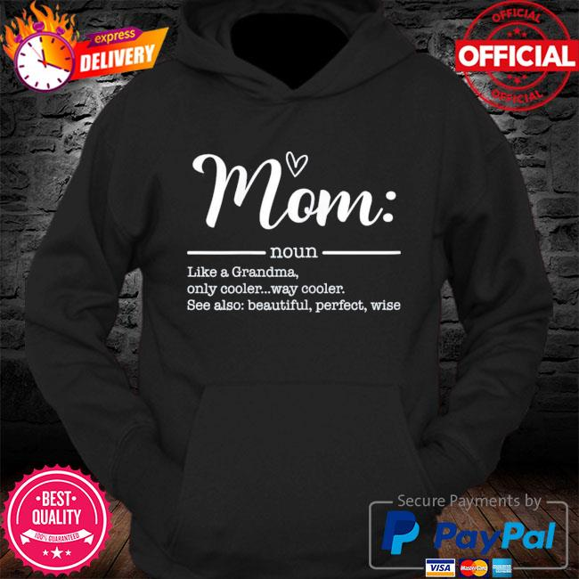 Mom definition s Hoodie
