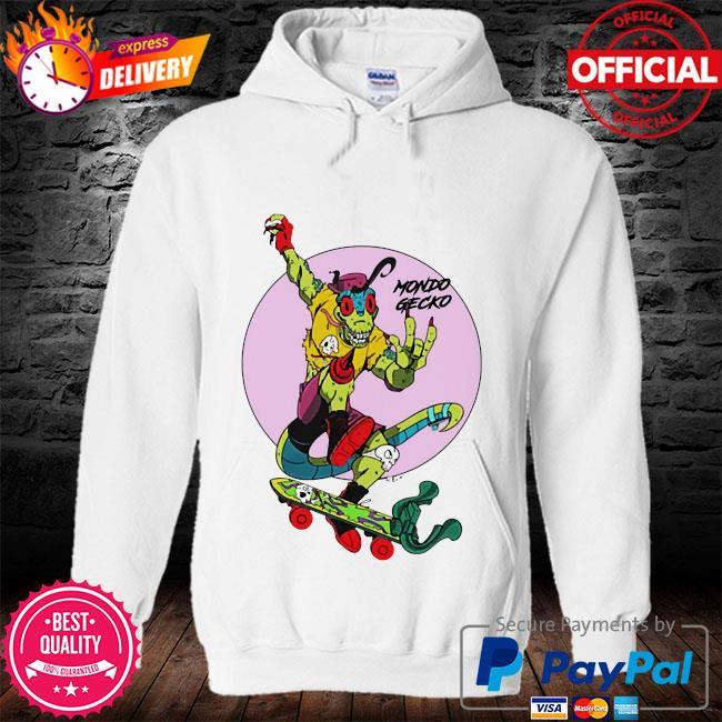 Mondo gecko s hoodie