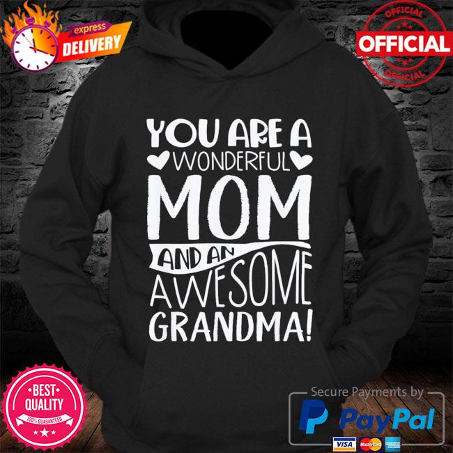 Mothers day grandma mother in law s Hoodie