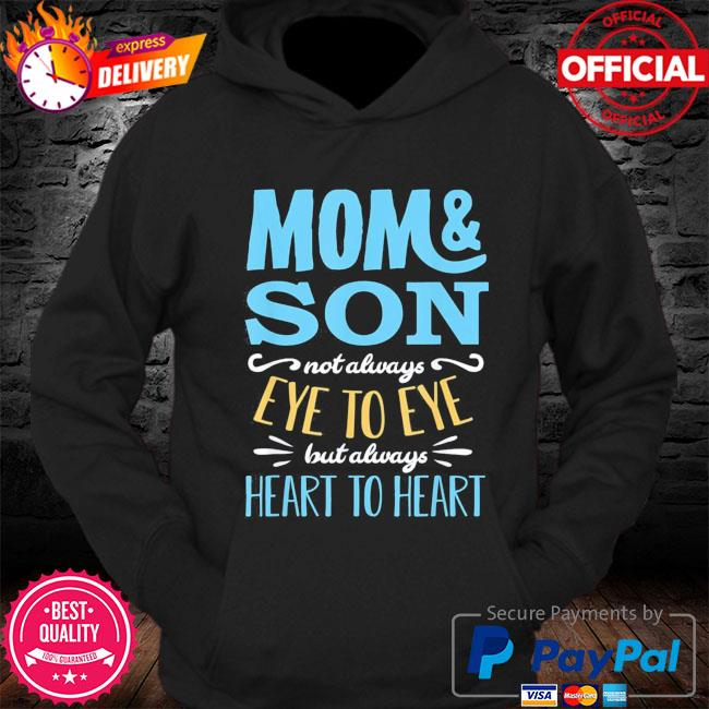 Mothers day shirt from son mom partnerlook s Hoodie