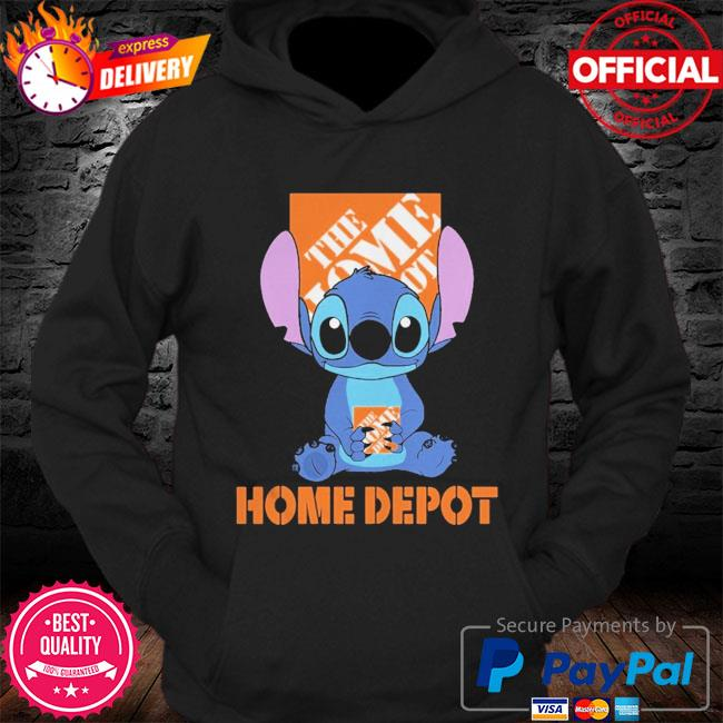 Official Baby stitch hug Home Depot 2021 s Hoodie