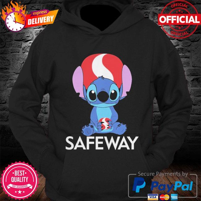 Official Baby stitch hug Safeway 2021 s Hoodie