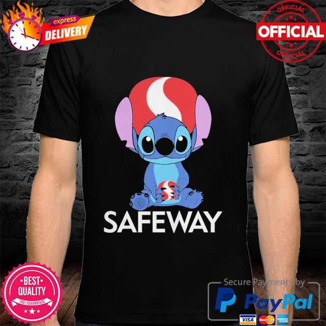 Official Baby stitch hug Safeway 2021 shirt
