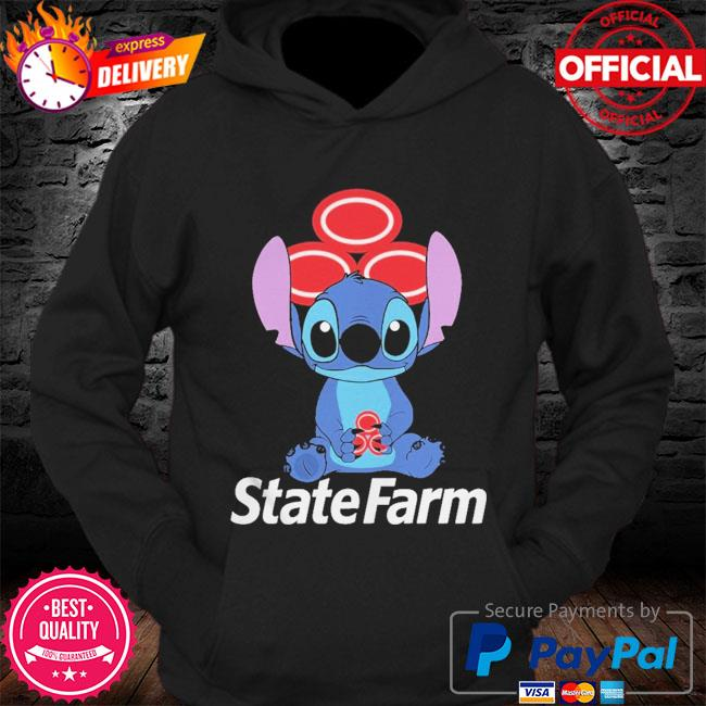 Official Baby stitch hug State Farm 2021 s Hoodie