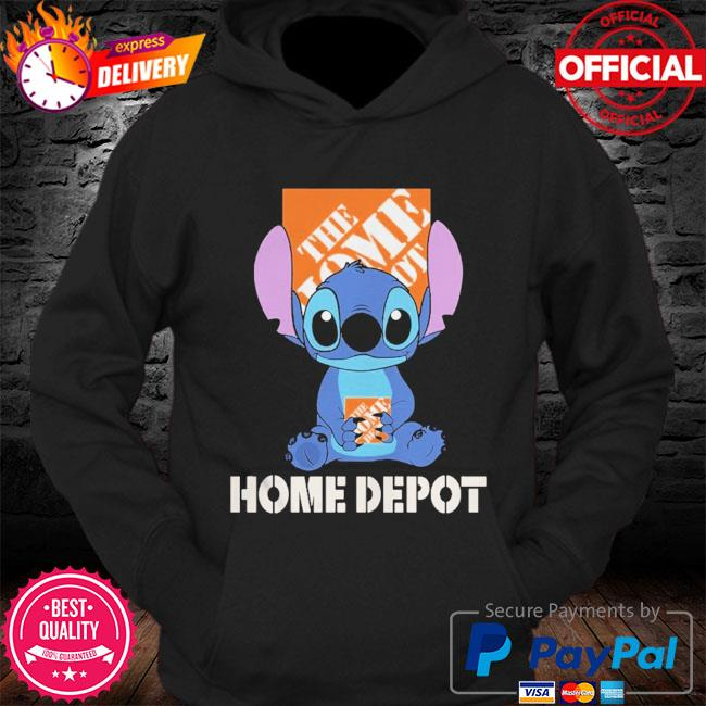 Official Baby stitch hug The Home Depot 2021 s Hoodie