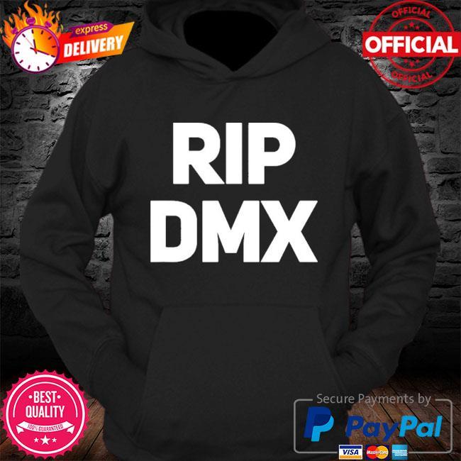 Official Rip dmx s Hoodie