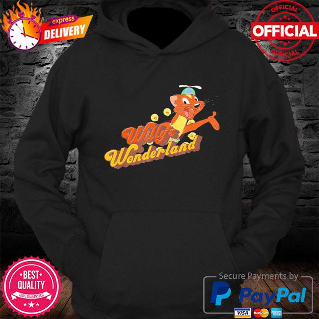 Official Willy's wonderland baby s Hoodie