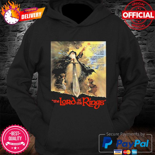 The lord of the rings s Hoodie