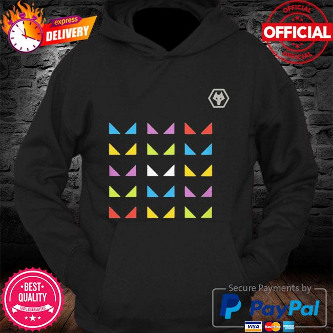 Wolves one pack warm up sure s Hoodie