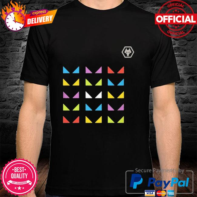 Wolves one pack warm up sure shirt